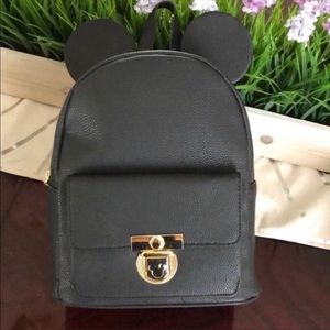 ❤️ NEW Disney Primark Mickey Backpack w/Ears!